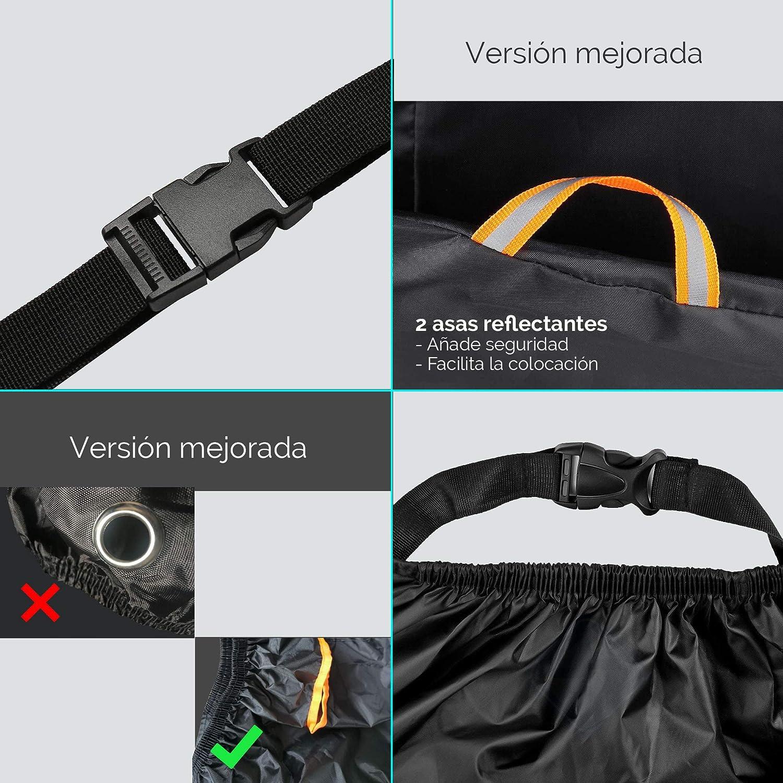 Feunet 95x110x160cm Oxford Cloth Treadmill Funda Antipolvo Impermeable Protector Solar Cubierta para Lluvia Funda Antipolvo para Uso en Interiores y Exteriores
