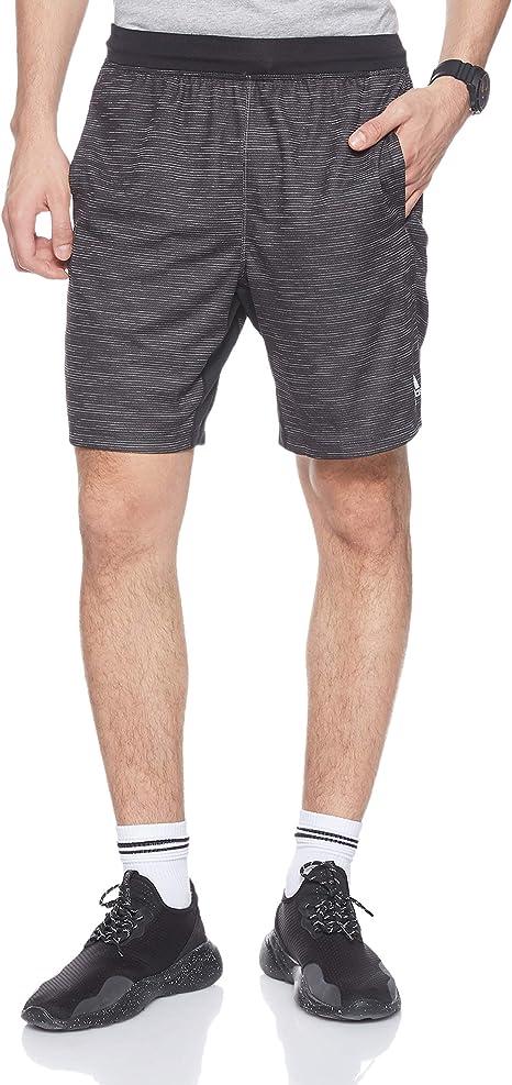 adidas 4krft Sport Striped Heather 8 inch Short Homme