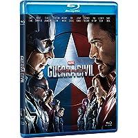 Capitão América. Guerra Civil 3D