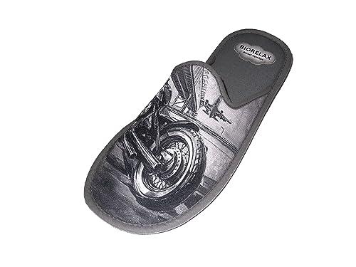 Zapatillas de Estar por casa/Biorelax/Puntera Tapada: Amazon.es: Zapatos y complementos