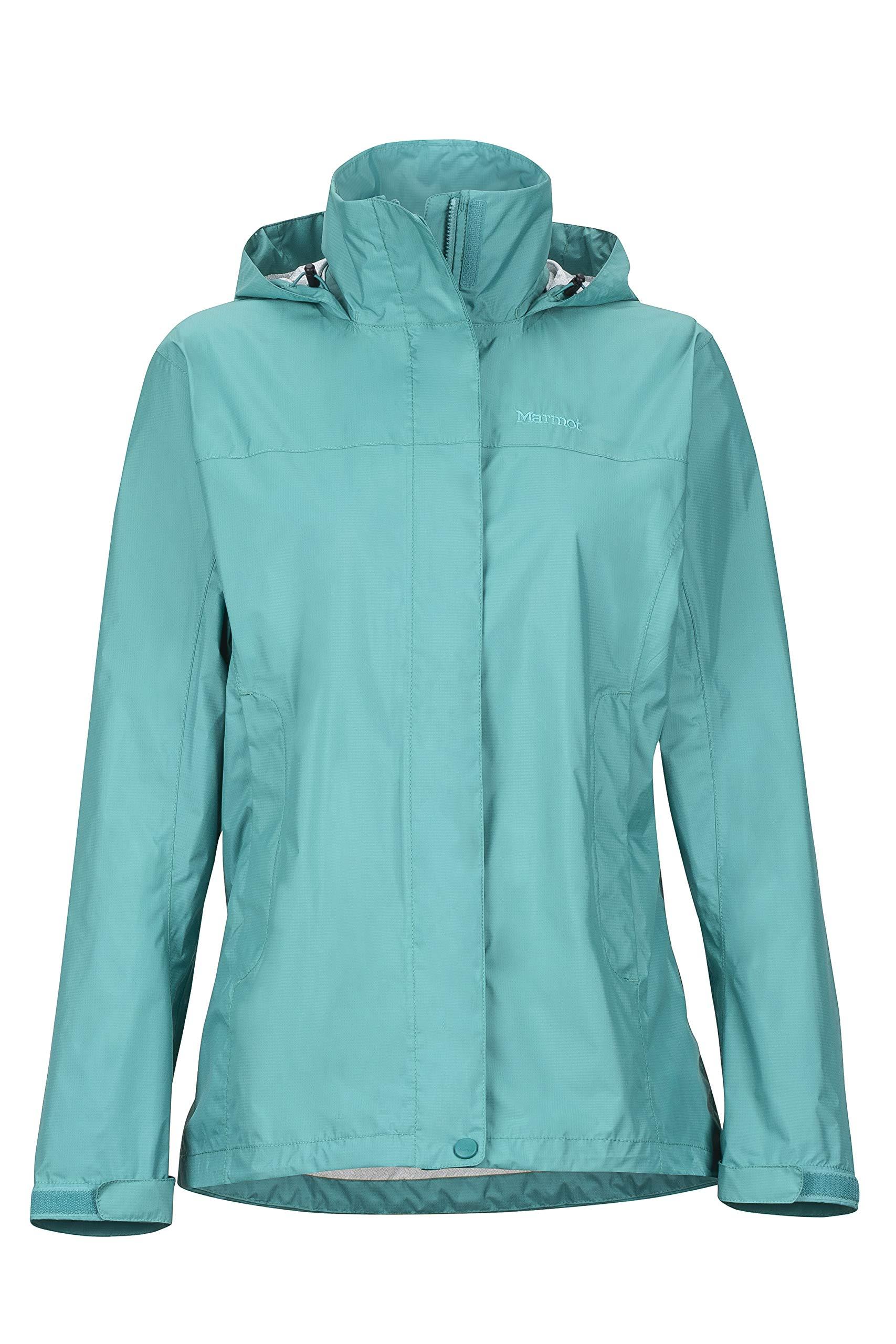 Marmot Women's Precip Jacket, Patina Green, X-Small by Marmot