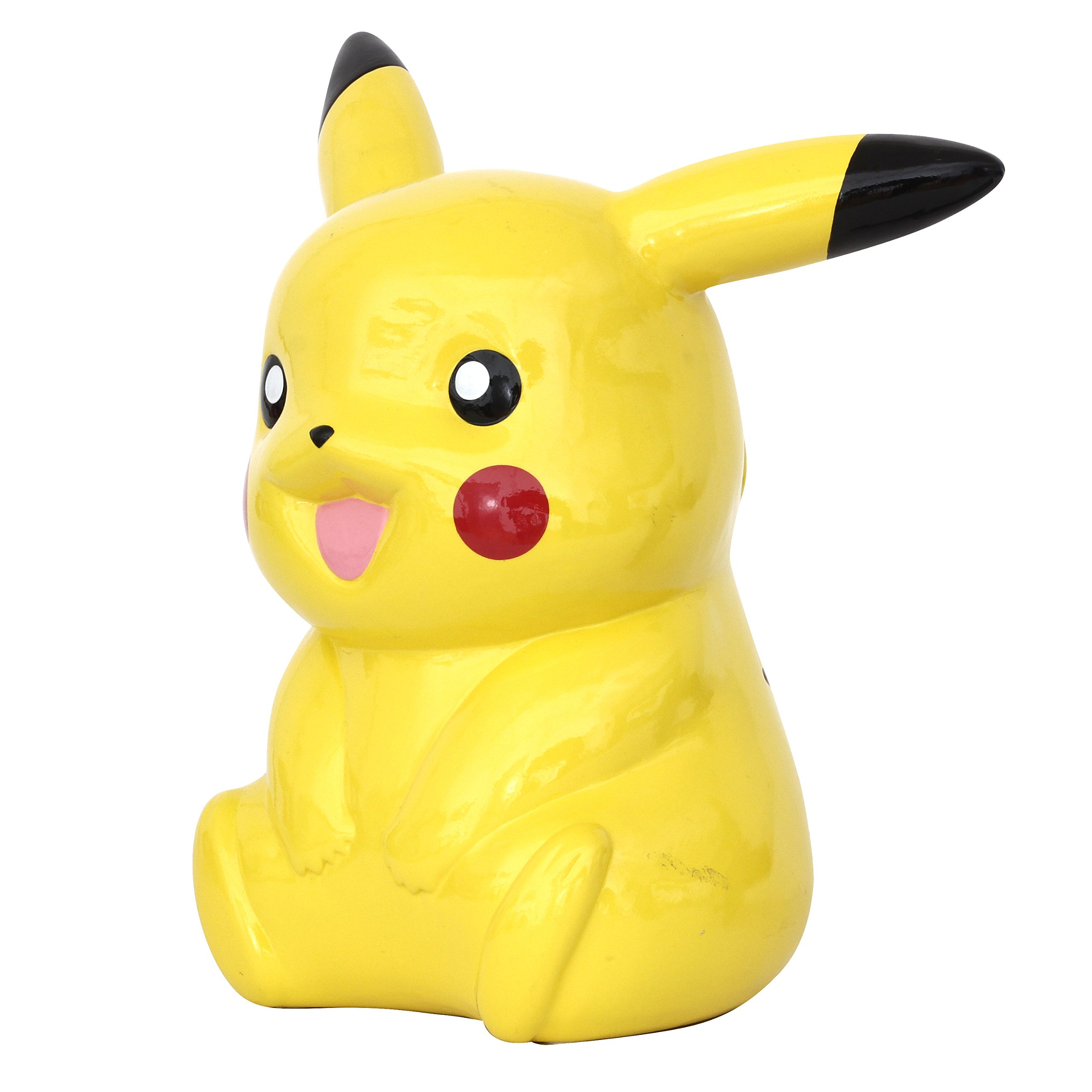 Fab Star Kid's Pikachu Bank, Yellow by Pokémon (Image #3)