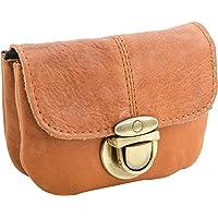 Gusti Leder Belt Bag Leather - Chapal - Waist Pack Fanny Pack Bumbag Small Brown