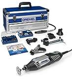 Dremel Platinum Edition 4000-6/128 有线多功能工具(175 W),6 个附件,128 个配件