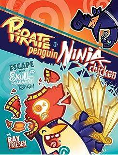 Pirate Penguin vs Ninja Chicken Volume 1: Troublems With ...