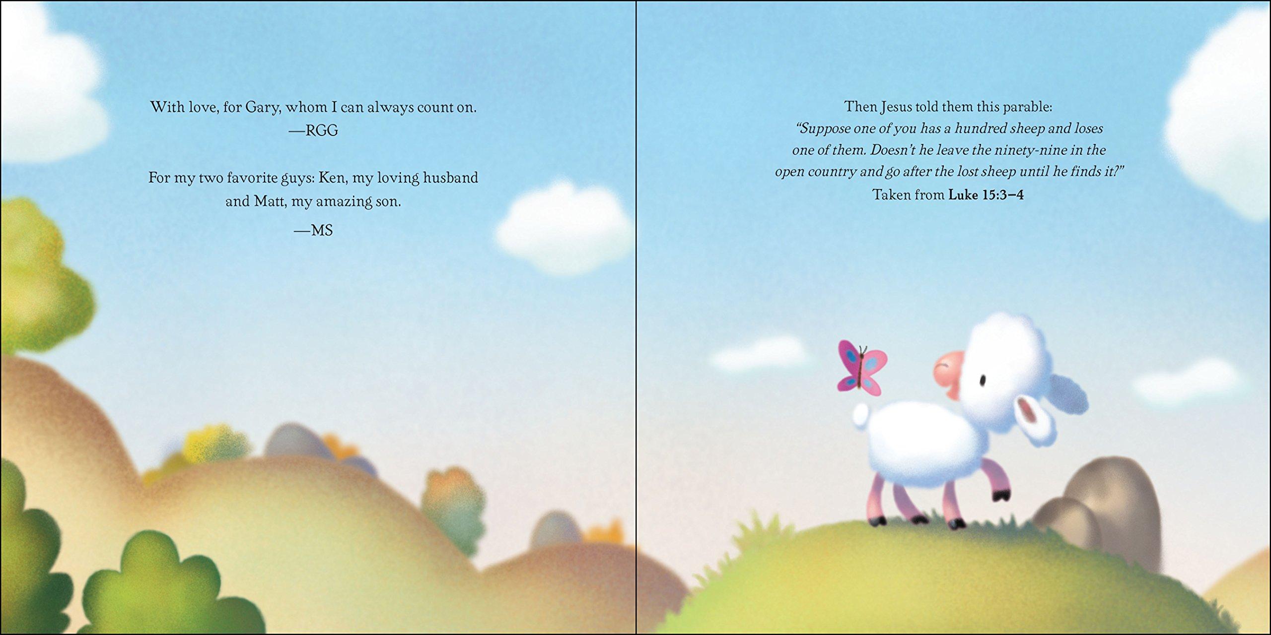 one lost sheep rhonda gowler greene 9780310731788 amazon com books