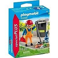 Playmobil Street Cleaner 70249 Plus Figure Set