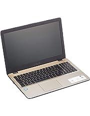 """Asus VivoBook X542UA-GQ266T Notebook, Display da 15.6"""", Processore i5-8250U, 1.6 GHz, HDD da 500 GB, 4 GB di RAM, Oro (Golden) [Layout Italiano]"""