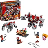 LEGO Minecraft The Redstone Battle 21163 Cool Minecraft Set for Kids Aged 8 and Up, Great Birthday Gift for Minecraft…