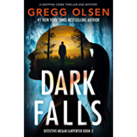 Dark Falls: A gripping crime thriller and mystery (Detective Megan Carpenter Book 3)