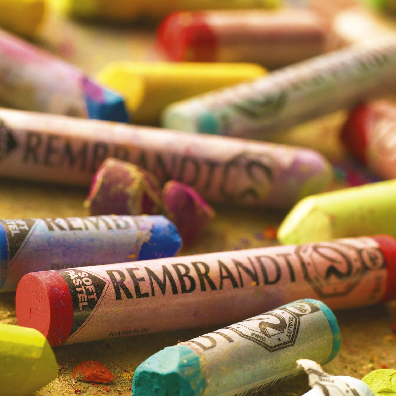 Rembrandt Pastel 227.3 Yellow Ochre