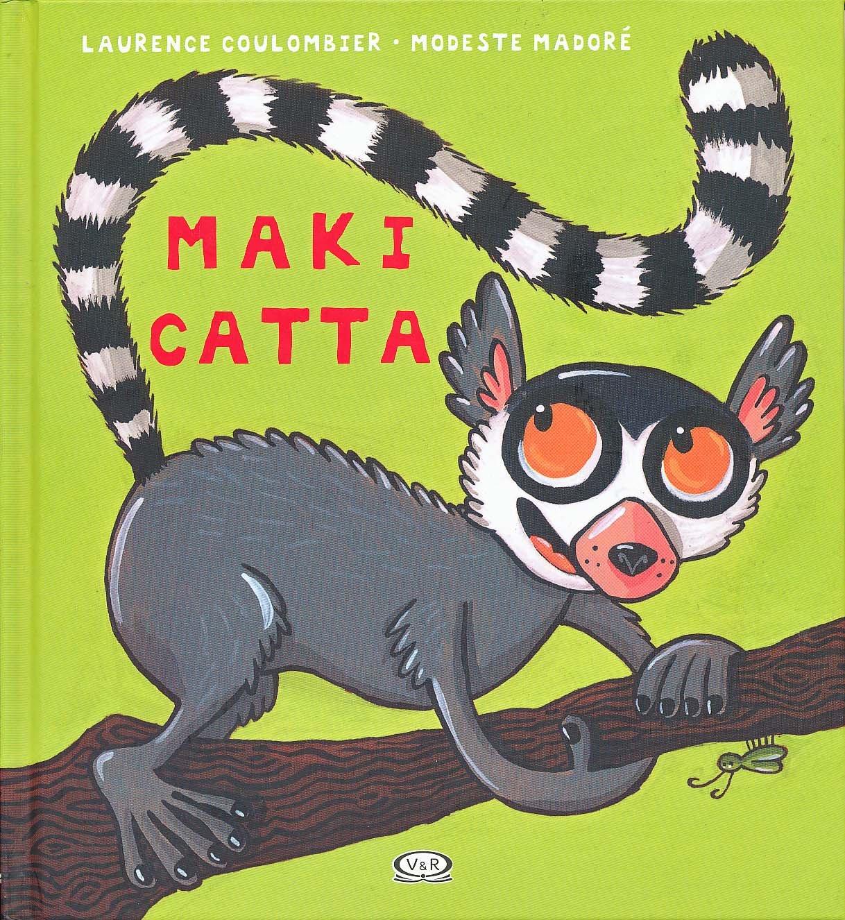 Download Maki Catta (Spanish Edition) pdf