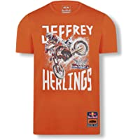 Red Bull KTM Jeffrey Herlings 84 T-Camisa, Naranja