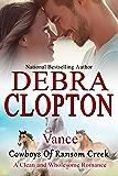 Vance (Cowboys of Ransom Creek Book 5)