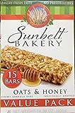 Sunbelt Bakery Granola Bars Chewy Oats & Honey Value Pack - 15 CT