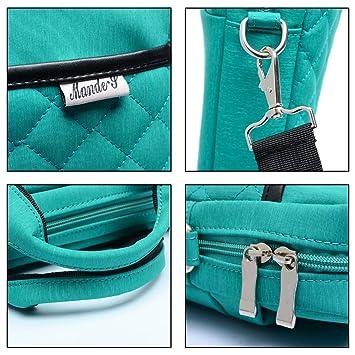 99b904d89c31 ZYSTERT 15.6-Inch Laptop Bag Shoulder Bag With Strap Multi ...