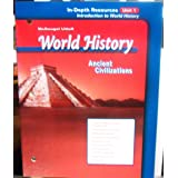 World History Ancient Civilizations In-Depth Resources Unit 1 Introduction to World History