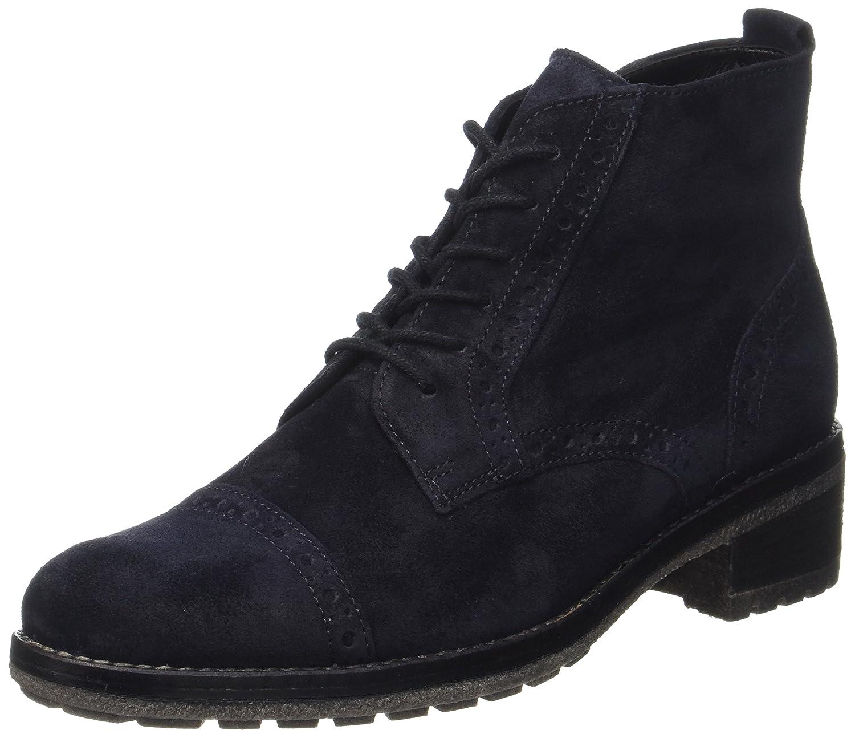 Gabor Shoes Gabor Fashion, Botas para Mujer38 EU Azul (16 Pazifik)