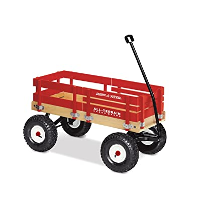Radio Flyer All-Terrain Cargo Wagon: Toys & Games