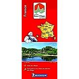 Carte Michelin Les Plus Beaux Villages de France