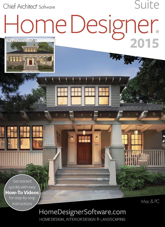 Amazon Com Home Designer Suite 2015 Download Software