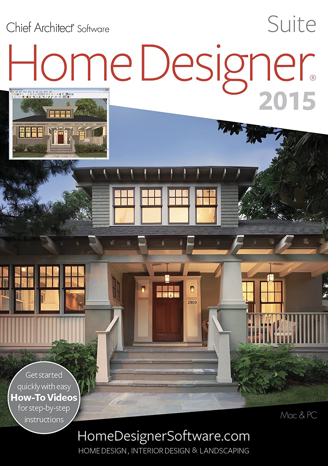Amazon.com: Home Designer Suite 2015 [Download]: Software