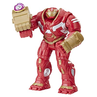 Marvel Avengers: Infinity War Hulkbuster with Infinity Stone: Toys & Games