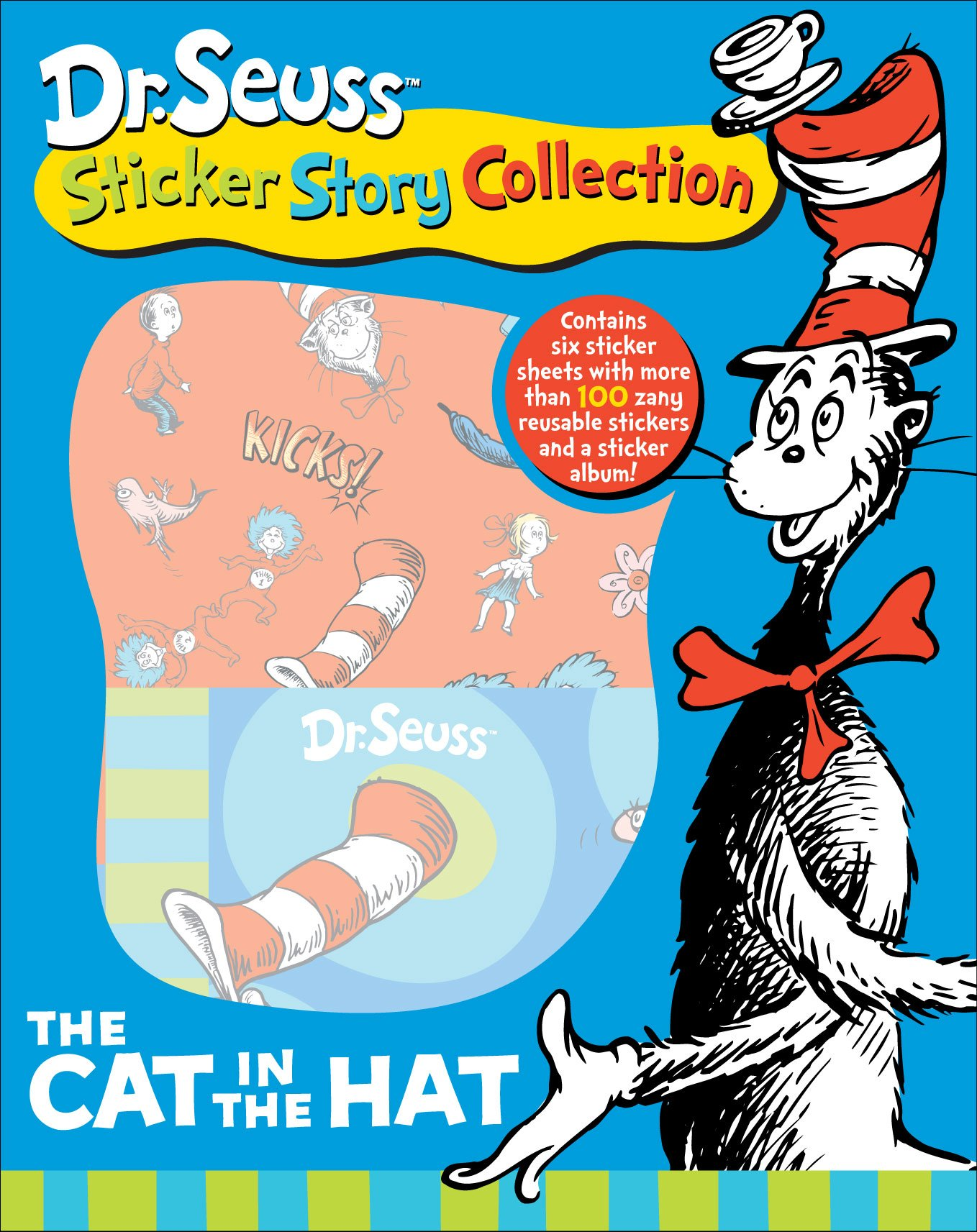Download Dr Seuss Sticker Story Collection: The Cat in the Hat pdf