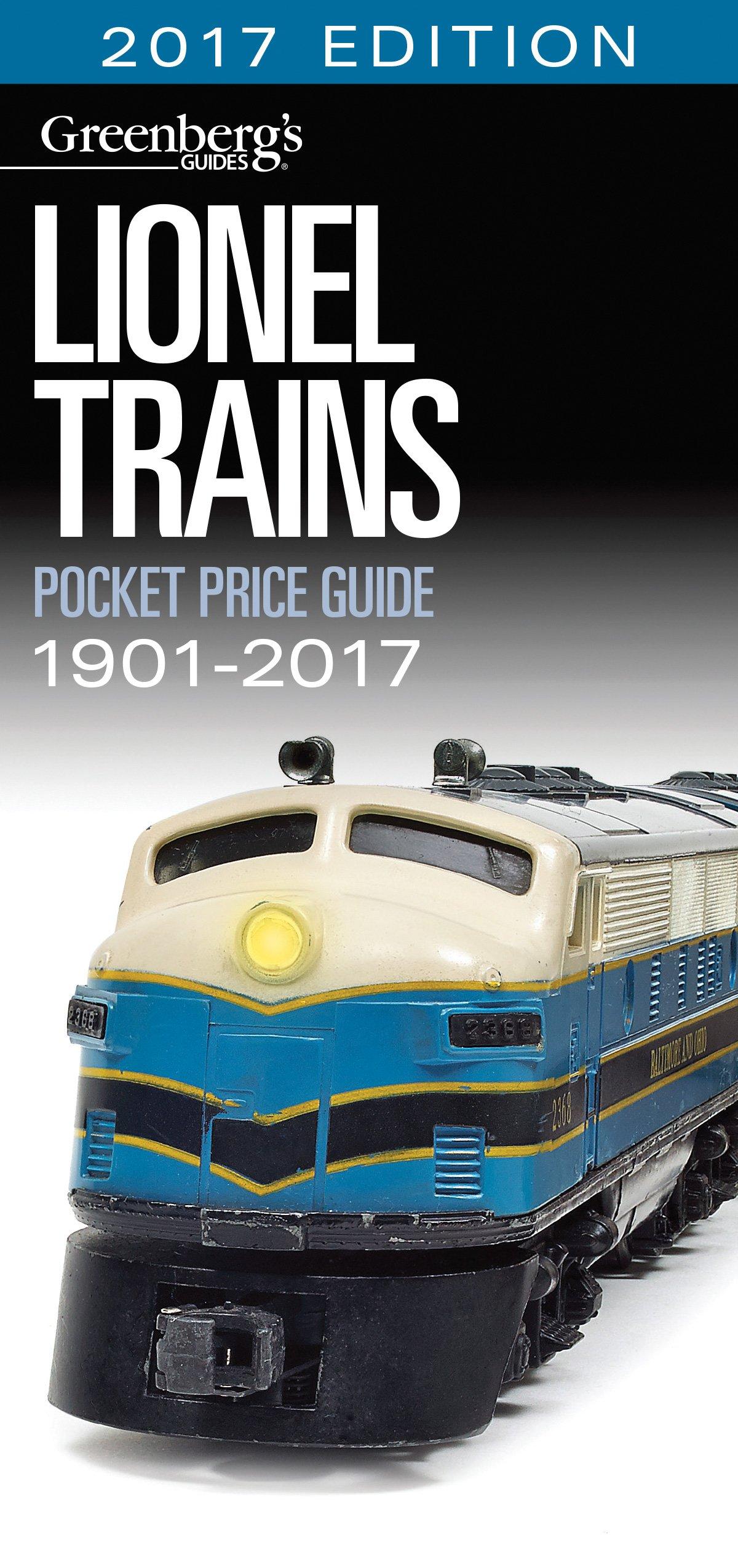 lionel trains pocket price guide 1901 2017 greenberg s pocket price rh amazon com MLP Rarity Pokemon Rarity Symbols