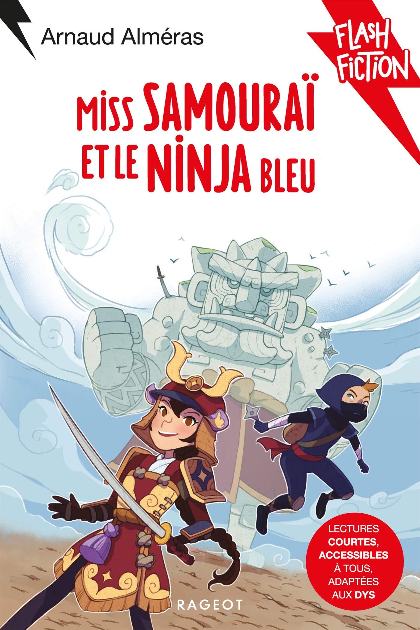 Miss Samouraï et le Ninja bleu: 9782700255195: Amazon.com: Books