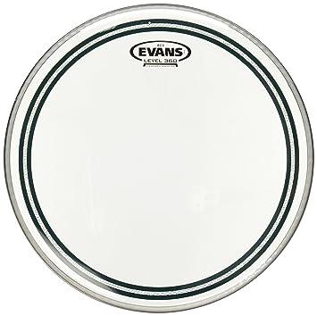 Evans EC2 Coated Drum Head 8 Inch