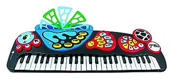 itsImagical Teclado Musical con Sonidos y grabación Imaginarium 87410