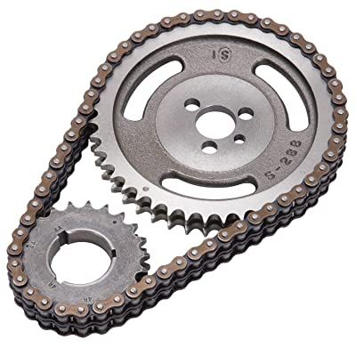 Edelbrock 7800 Timing Chain Set: Automotive