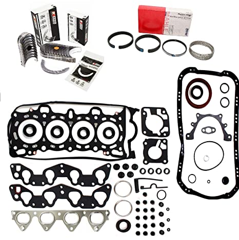 Amazon Com 1992 1995 Engine Re Ring Kit Compatible With Honda Civic