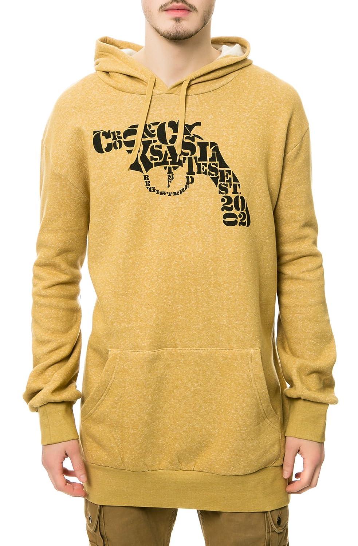 Crooks & Castles Men's Knit Anchored Crew T-Shirt I1170701