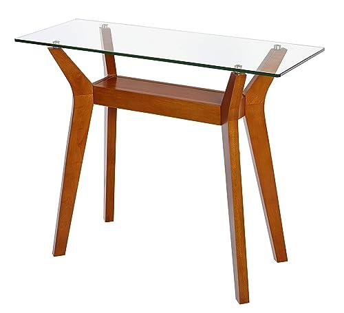 Target Marketing Systems Fontana Sofa Table Walnut