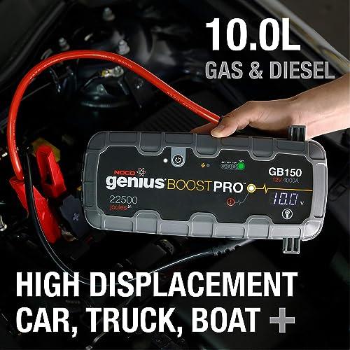 NOCO Genius Boost Pro GB150 4000 Amp
