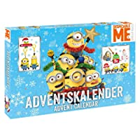 Craze 57422 – Calendario dell' Avvento Minions