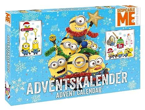 Craze 57422 Calendario Dell Avvento Minions Amazonit Giochi E