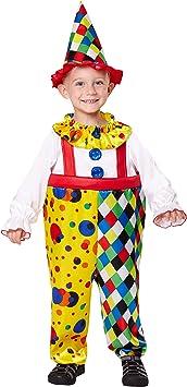 My Other Me Me-204068 Disfraz de payasito para niño, 1-2 años ...