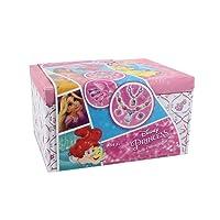 Disney Princesses - T17400 - Boite À Bijoux Garnie