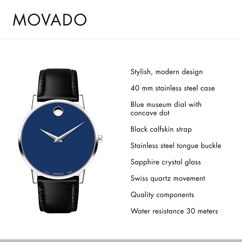 Movado Men s Museum Classic – 0607270