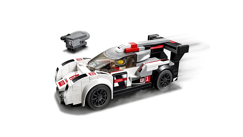 Amazon Lego Speed Champions Audi R18 E Tron Quattro 75872