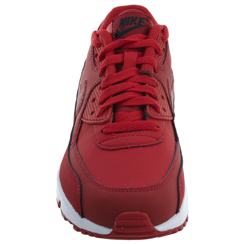 NIKE Ligero Big Kids Air Max 90 Cuero Zapatos para correr b1d6db9305015