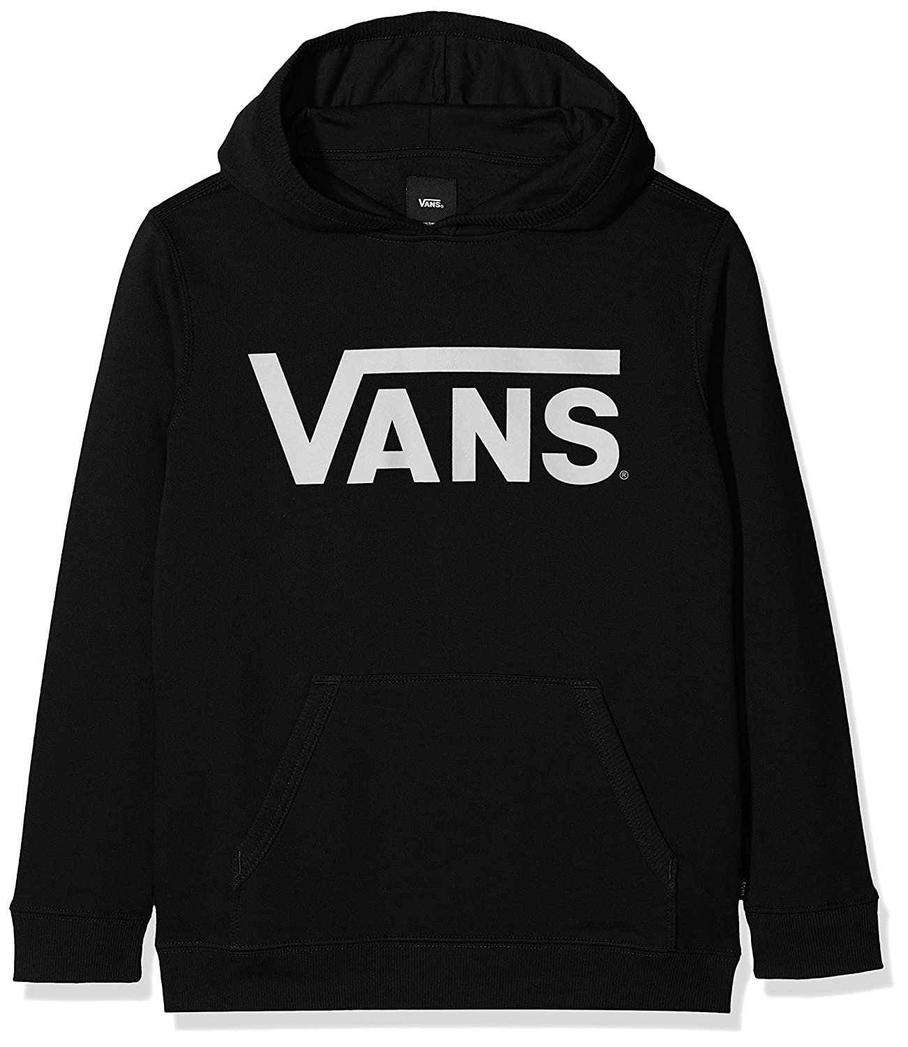 be01ba398 Vans Boy s Classic Pullover Hoodie  Amazon.co.uk  Clothing