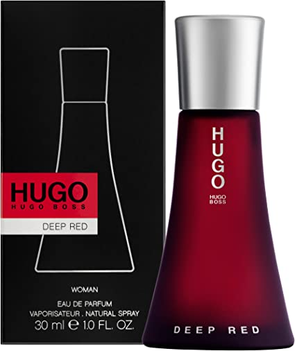 parfum hugo boss deep red