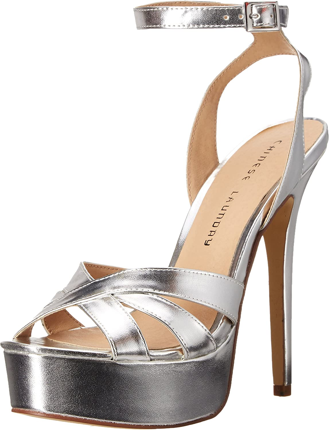 Chinese Laundry Women's Alyssa Platform Dress Sandal