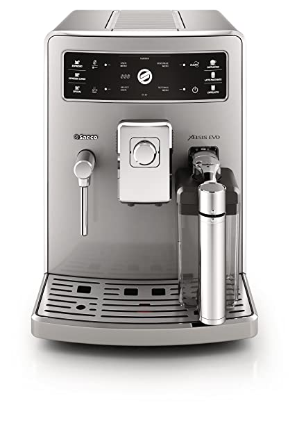 Saeco Xelsis Evo HD8954/47 - Cafetera (Independiente ...