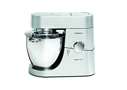 Amazon Com Kenwood Kmm021 7qt Chef Titanium Kitchen Machine