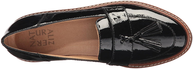 Naturalizer Women's August Slip-on Loafer B06WLM6F3P 11 B(M) US|Black